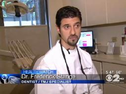 CBS News Health Watch TMJ
